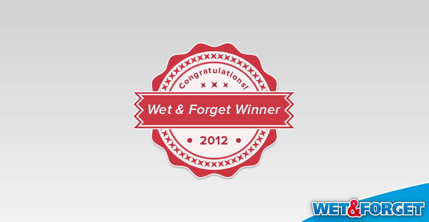 win wet forget