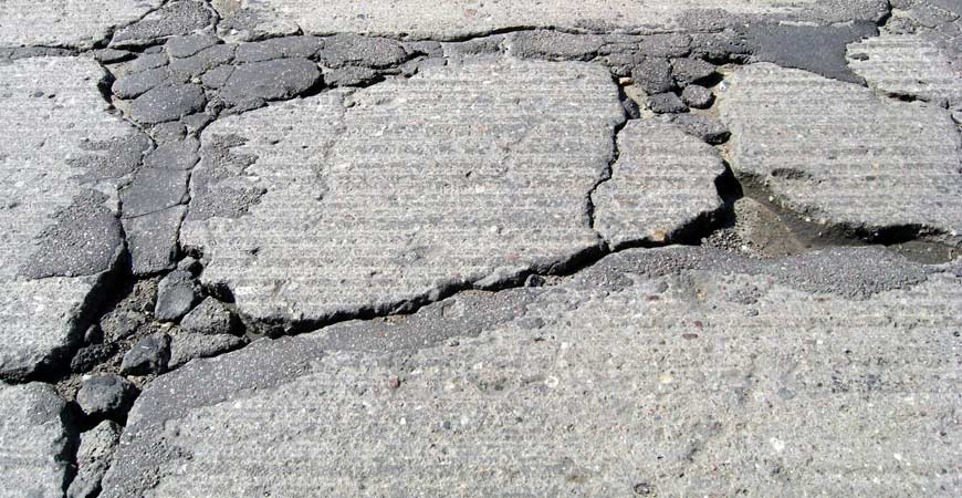 avoid driveway problems