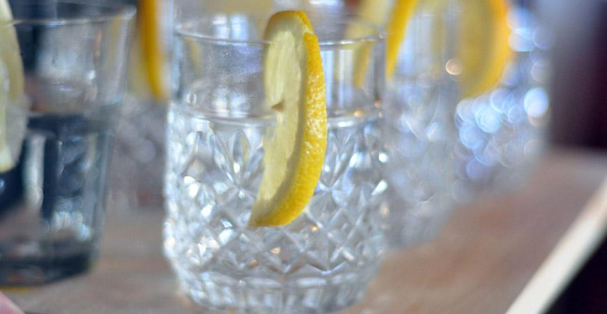 lemon drink recipes