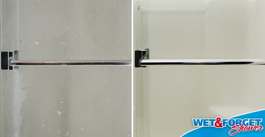 Soap Scum On Shower Doors.Ask Wet Forget Make Your Shower Doors Gleam With Wet