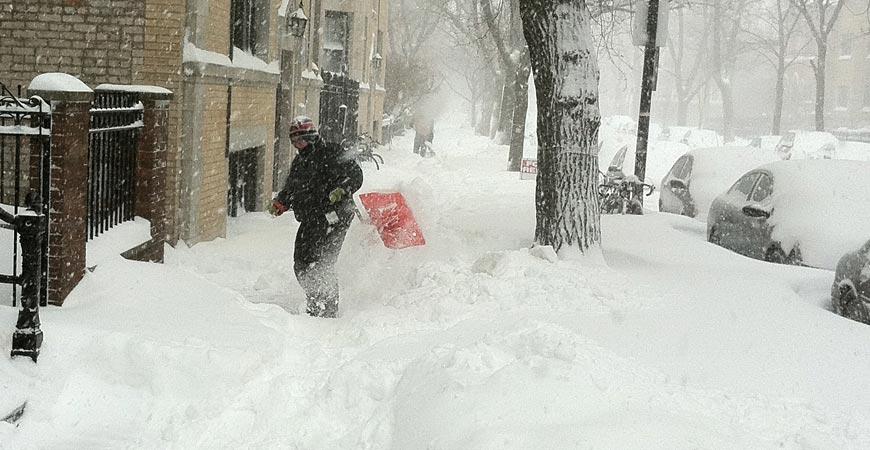 best snow removal methods