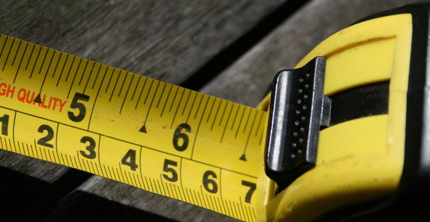 measuring tape tool
