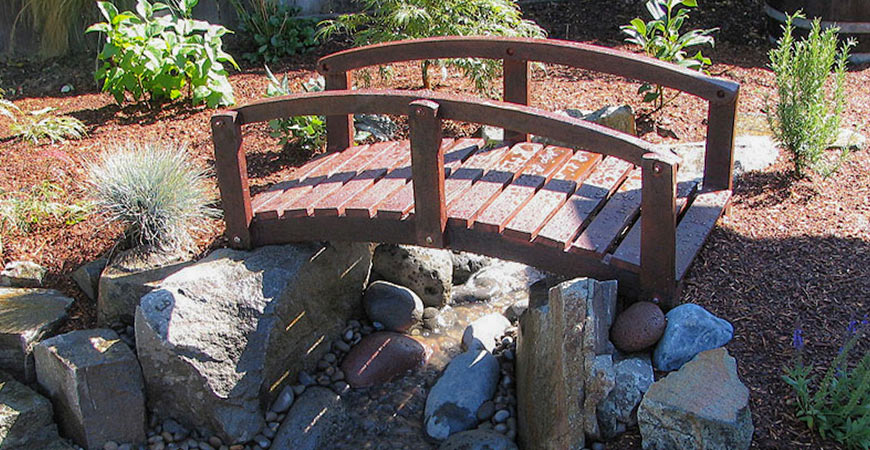 how to add water feature