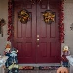 Spice up the Season with these 30 Fall Front Door Ideas