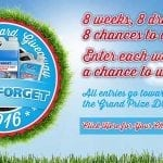The Wet & Forget Great Backyard Giveaway – GRAND PRIZE WINNER Dawn B. from Yonkers, NY!