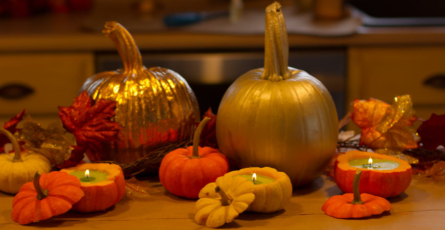 diy candles for fall scents in home