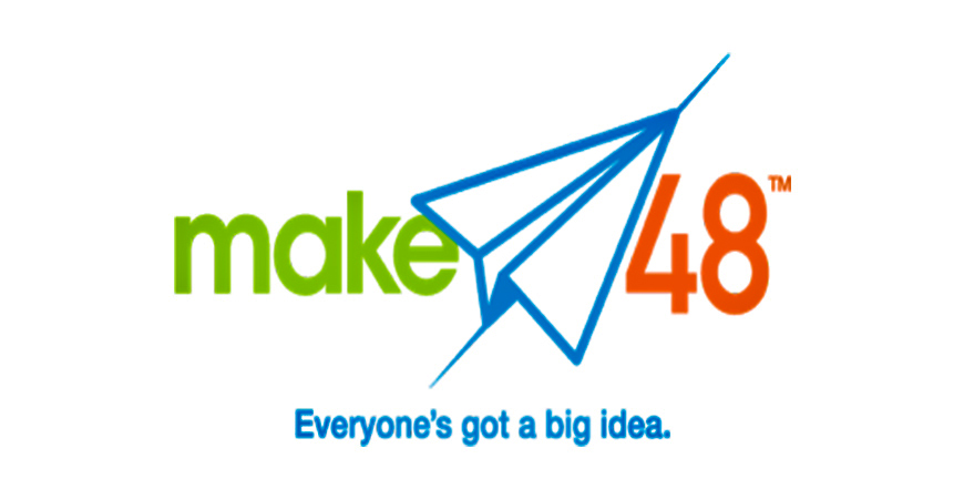 make 48 competition logo