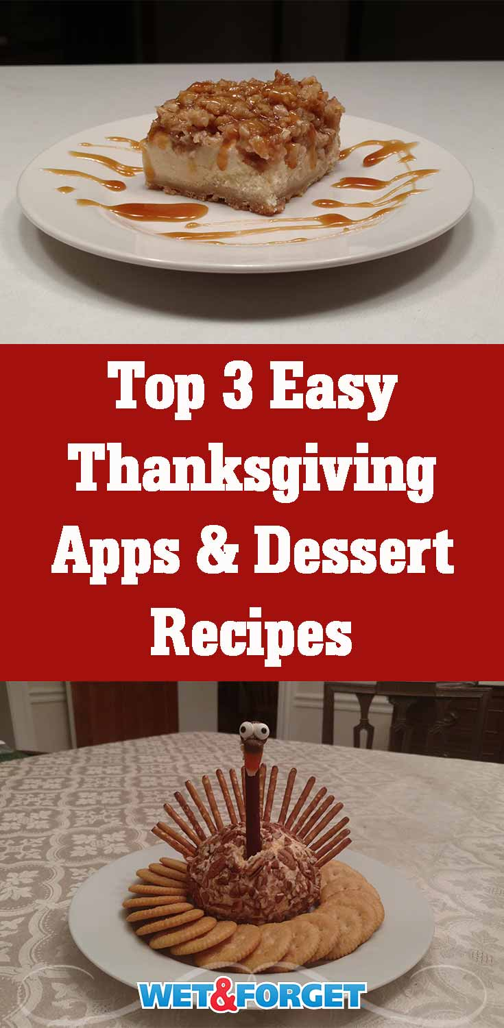 Change up your Thanksgiving menu by using one of these easy Thanksgiving recipes!
