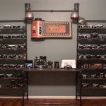 Contemporary and Industrial DIY Shelving Units