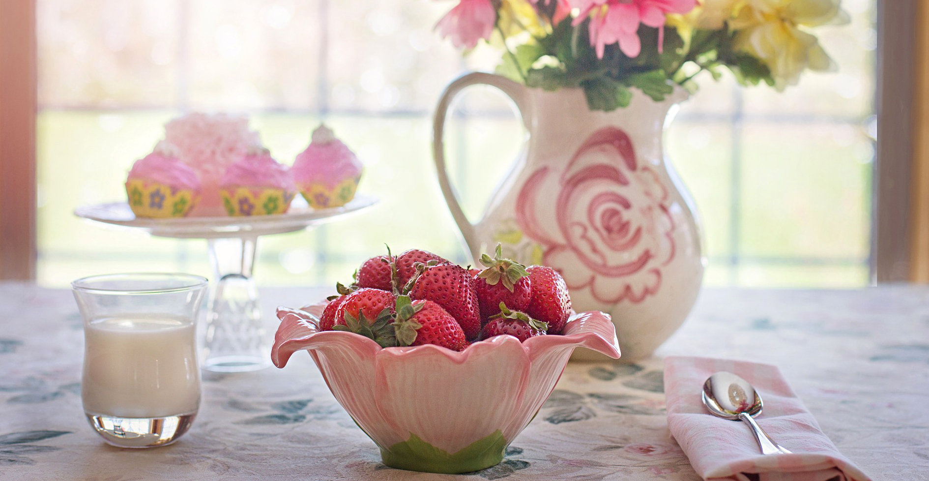 Strawberries are an easy fruit to grow in your berry garden.