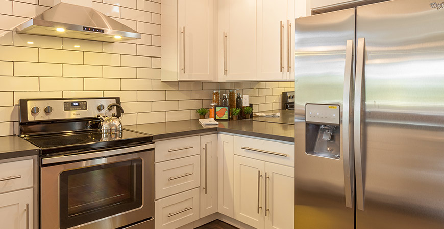faux paint and gel for subway tiles