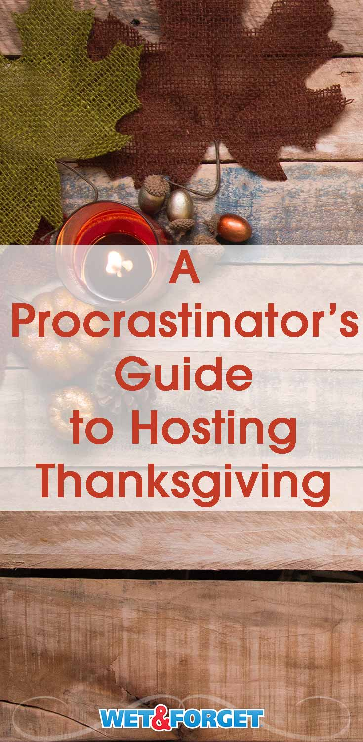 Did you put off Thanksgiving prep a little too much this year? No worries! Read up on our easy guide to hosting Thanksgiving.
