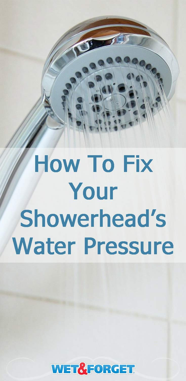 Is your showerhead water pressure not what it used to be? Discover how to fix it with these quick tips!