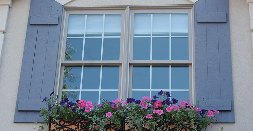 There are so many options when it comes to shutters!