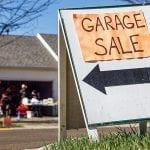 How to Get Organized for a Garage Sale