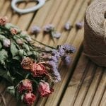 How to Dry Flowers, Plus Dried Flower Décor Ideas for Fall