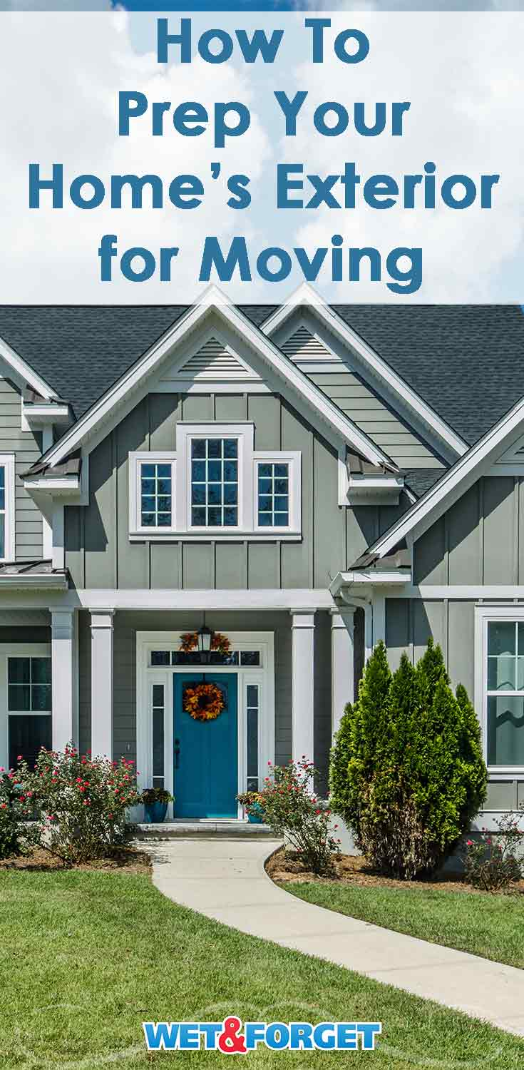 Boost your home's curb appeal before moving with these tips and tricks!