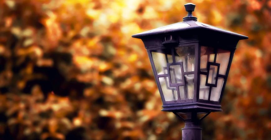 outdoor light fixture repair